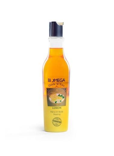 Biomega Biomega Limon Vücut ve El Peelingi 300 g Renksiz